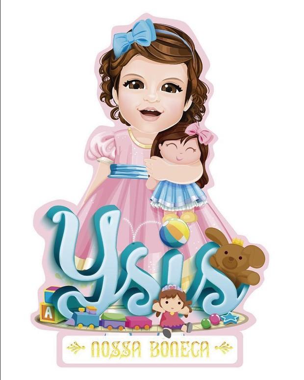 Aniversário de Ysis, filha de Wesley Safadão (Foto: Reprodução/Instagram)