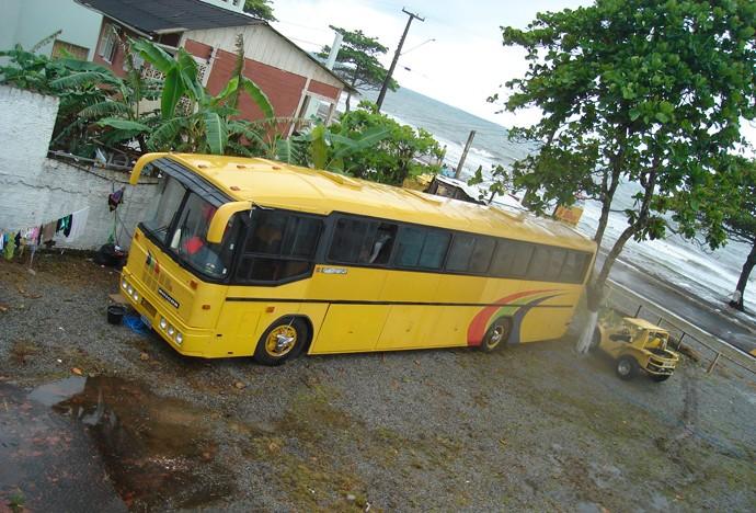 Ônibus Paiçandu Estúdio C (Foto: Arquivo pessoal)