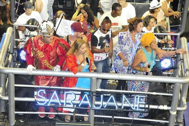 Sarajane (Foto: Divulgação/AGECOM Salvador)