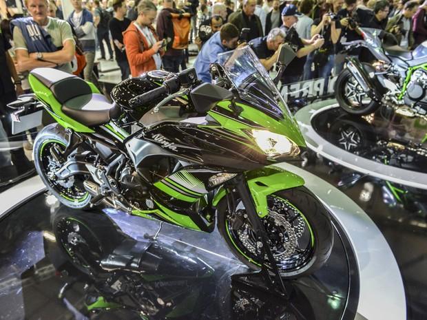 Kawasaki Ninja 650 (Foto: Divulgação / Intermot)