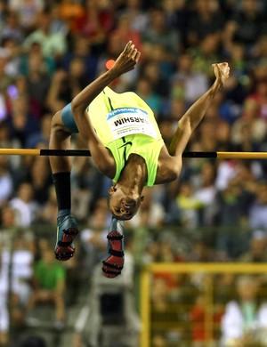 Mutaz Barshim, Salto em Altura Diamond League (Foto: Agência EFE)