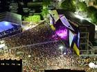 Primeira noite de festas do Réveillon de Salvador atrai 150 mil ao Comércio