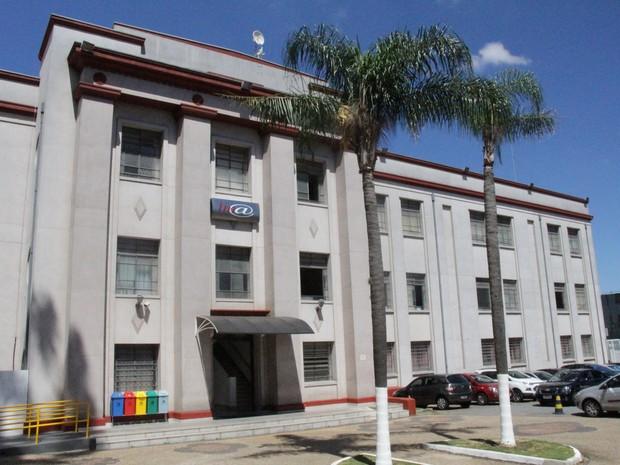 Sede da Ima- Informática de Municípios Associados em Campinas (Foto: Vicente Brassoloto/Divulgação/IMA)