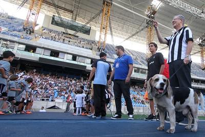 Carlos Eduardo Pereira Perivaldo engenhão Botafogo x Bonsucesso (Foto: Vitor Silva / SSPress)
