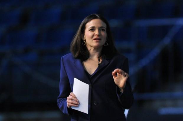Sheryl Sandberg  foi uma das empresárias que disponibilizaram recursos para o financiamento (Foto: Reprodução/Facebook)
