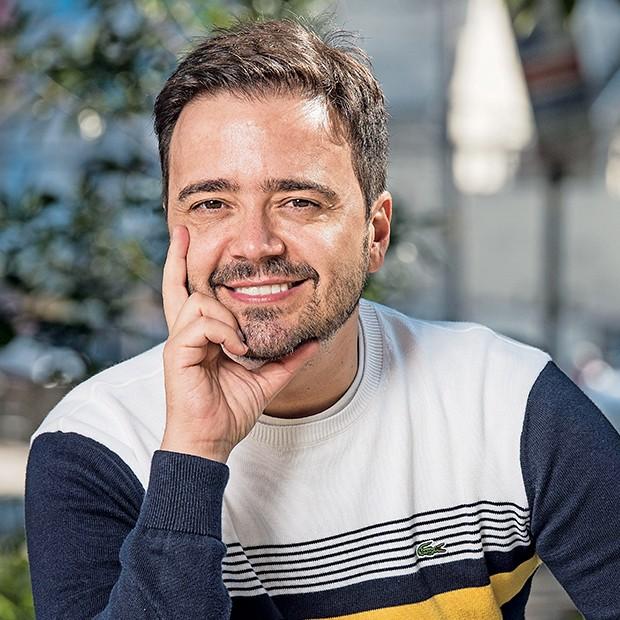 Daniel Ortiz (Foto: Paulo Vitale / Ed. Globo)