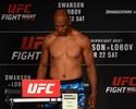 """Pezão não bate peso, e atletas pedem """"toalha de Cormier"""" no UFC Nashville"""