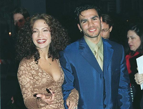 Jennifer Lopez e Ojani Noa (Foto: Getty Images)