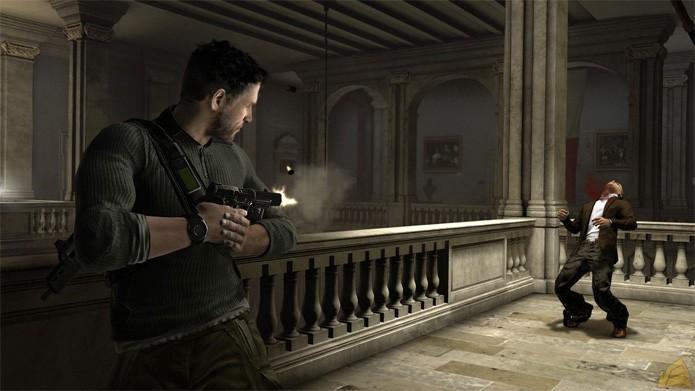 Splinter Cell Conviction em oferta na Fullgames (Foto: Divulgação)