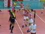 Praia Clube vence Osasco em jogo de cinco sets e assume a vice-liderança