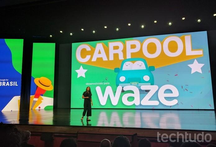 Waze traz ao Brasil o serviço de caronas Carpool  (Foto: Melissa Cruz/TechTudo)