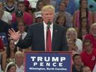 Hillary acusa Trump de incitar a violência contra ela