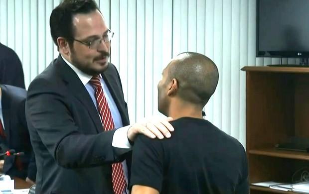 Emerson Sheik, julgamento  (Foto: Reprodução )
