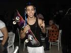 MC Biel, o Justin Bieber brasileiro, faz mistério se ficou com Tati Zaqui