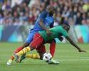 França faz troca de última hora: sai Diarra, por lesão, entra Schneiderlin