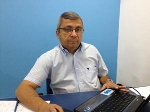 Artur Sotâo, diretor de bilhetagem do Setap (Foto: Philippe Gomes/G1)