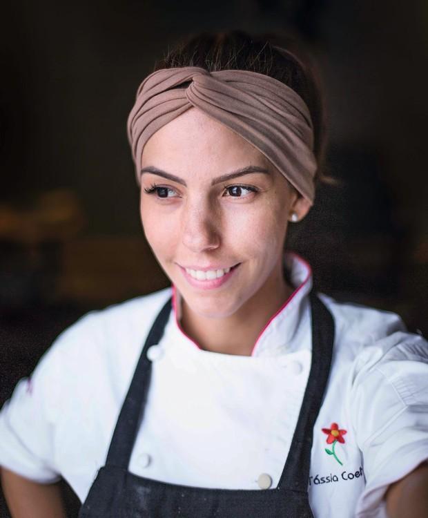 """A chef: """"Não há bom relacionamento que sustente uma cozinha mais ou menos"""" (Foto: Rogério Voltan / Editora Globo)"""