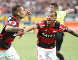 Guerrero Alan Patrick Flamengo Atlético-MG
