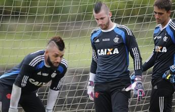 Muralha acirra disputa no gol do Fla, e recuperação não garante volta de PV