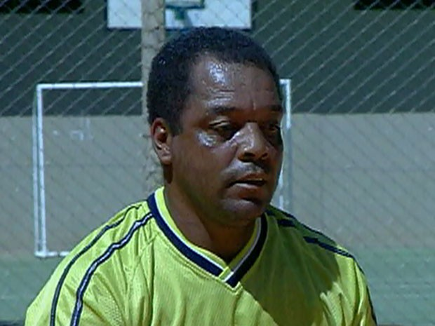 Mauro Cabeção, ex-jogador do Guarani, vítima de assassinato (Foto: Reprodução EPTV)