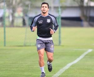 Everton Santos Figueirense (Foto: Luiz Henrique/Figueirense FC)