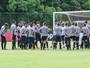 Atlético-MG fecha os últimos treinos  antes do clássico contra o Cruzeiro