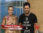 Thaeme e Thiago estrelam campanha da TV Gazeta Sul em sinal digital