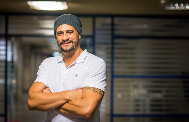 Já Daniel vota em Emilly: 'Ela é forte e tem mostrado isso' (Foto: Paulo Belote/ TV Globo)