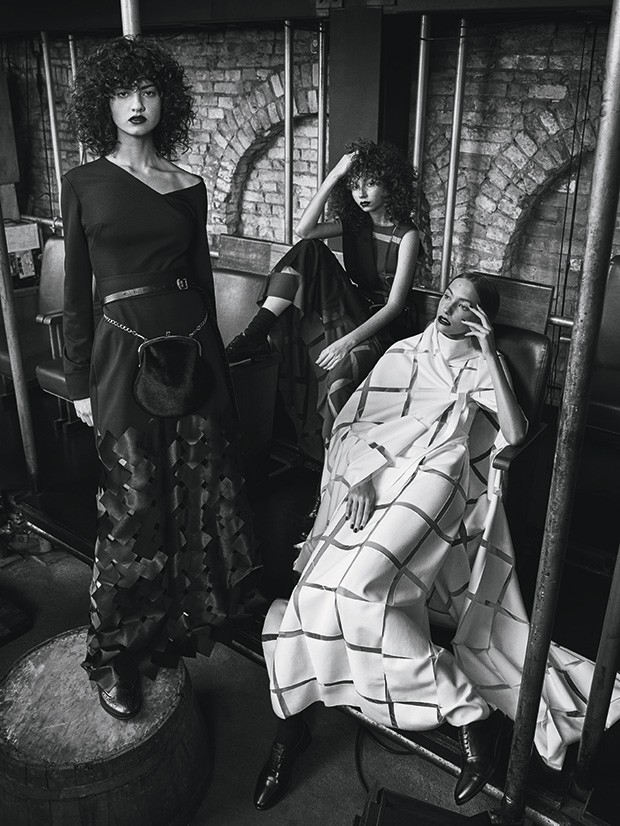 Gloria Coelho (Foto: FABIO BARTELT (MONSTER PHOTO). EDIÇÃO DE MODA LARISSA LUCCHESE. PRODUÇÃO-EXECUTIVA VANDECA ZIMMERMANN)