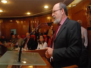 O promotor Glauberto Bezerra instaurou um inquérito administrativo (Foto: Divulgação/CMJP)