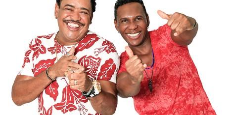 É o Tchan e Harmonia do Samba