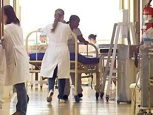 Em 16 dias, 230 cirurgias foram canceladas no Mário Gatti (Foto: Reprodução EPTV)