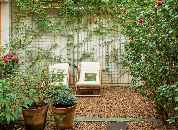Inspire se em jardins de projetos comerciais cheios de for Jardim na piscina