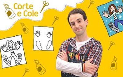 Corte e Cole: Autorretrato