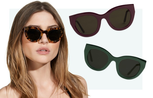 94d04b67ceb3c Vix lança linha de óculos de sol para o verão 2017 - Vogue