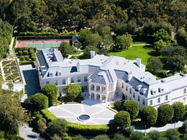 A mansão The Manor, no mercado or 200 milhões de dólares (Foto: Hilton & Hyland)