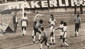 Operário-MS x São Paulo, Campeonato Brasileiro, 1977, Morenão (Foto: Arquivo/Operário-MS)