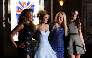 Spice Girls (Foto: Stuart Wilson/Agência Getty)