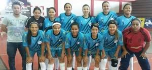 Urirapuru sagrou-se campeão estadual de futsal feminino (Foto: Assessoria/FMFS)
