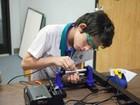 Estudante de Campinas visita Nasa e tem missão virtual no planeta Marte