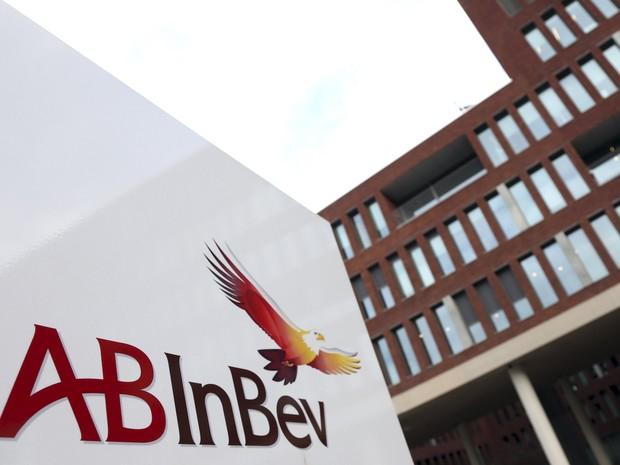 Gigante belgo-brasileira Anheuser-Busch InBev (AB inBev) é maior fabricante de cervejas do mundo (Foto: Reuters)