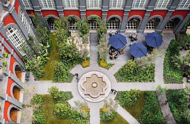cv373 lazer viagem mexico Four Seasons (Foto: divulgação)
