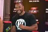Rashad Evans diz que nocautearia o Rampage que lutou no UFC 186