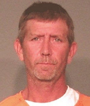 Jimmy Ray Poage foi preso após agredir namorada com um pedaço de pizza (Foto: Divulgação/York County Prison)