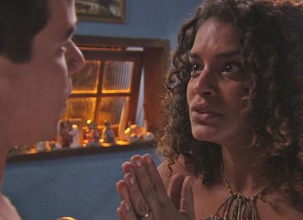 Gabi implora para Diogo voltar