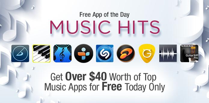 Amazon faz promoção de apps musicais na Appstore (Foto: Divulgação/Amazon)
