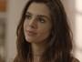Milena diz para Vittorio que está apaixonada: 'Tô falando de amor'