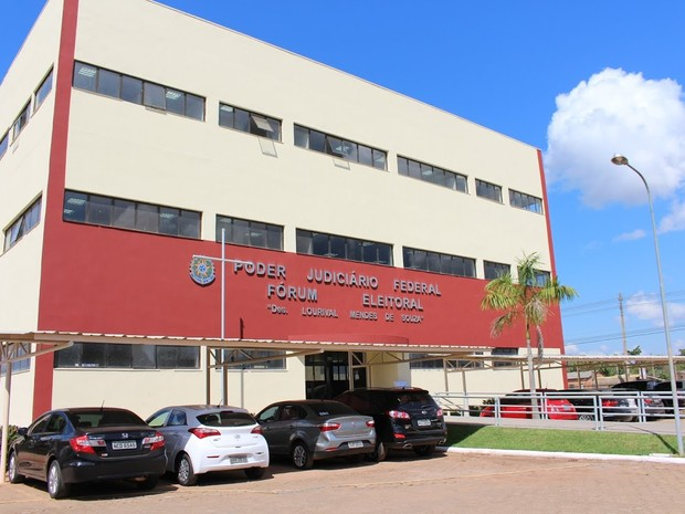 TRE vai voltar a atender em antigo prédio em Porto Velho (Foto: Angelina Ayres/Rede Amazônica)