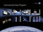 Nasa quer desenvolver 'táxis' para visitas à Estação Espacial