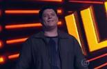 Paraibano Henrique Melo se destaca no Os Iluminados do Domingão; veja!